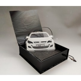 Opel Astra Lazer Kesim Araba Süsü