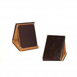Deri Albüm Plaket 9x12 cm