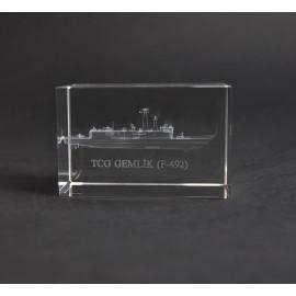 3d TCG Gemlik Kristal Küp