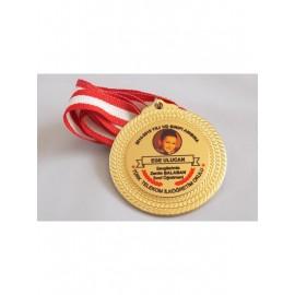 Baskılı Madalya 5,5 cm Ücretsiz Kargo